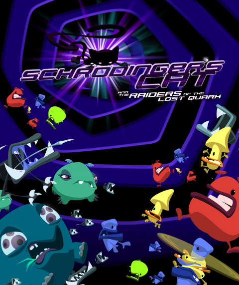 Schrödinger's Cat and the Raiders of the Lost Quark sur ONE