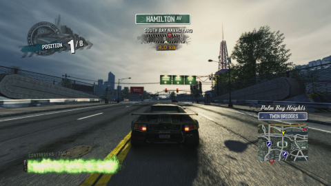 Burnout Paradise Remastered se fraye un chemin sur Nintendo Switch