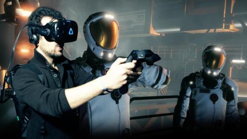 Une superbe expérience spatiale à partager entre amis : Eclipse VR