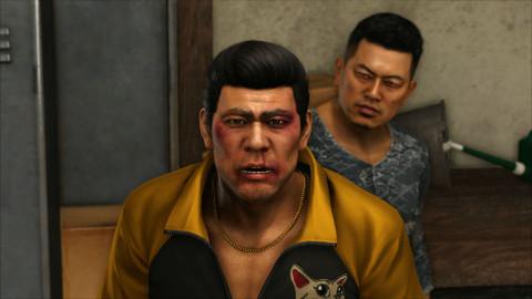 yakuza 6 test