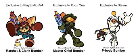 Super Bomberman R officialisé sur PC, PS4 et Xbox One pour une sortie en juin