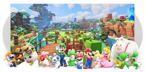 Mario + The Lapins Crétins : La bande-son s'offre une sortie vinyle
