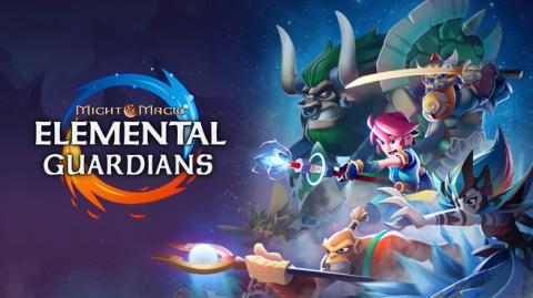 Might & Magic : Elemental Guardians sur iOS