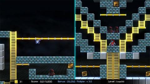 Lode Runner Legacy : Le platformer retro arrive au printemps sur Switch
