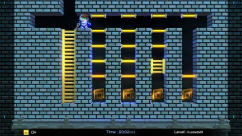 Lode Runner Legacy : Le platformer retro arrive au printemps sur Switch