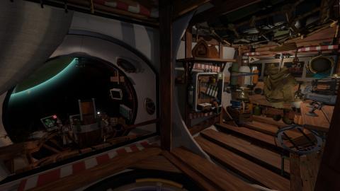 Outer Wilds aperçu sur PS4 en Corée