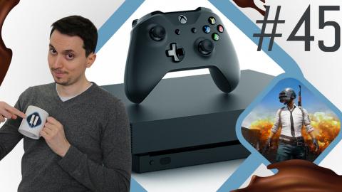 Pause Cafay #45 : Du cloud sur Xbox, 5 millions pour PUBG et un carton mobile