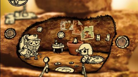 Tala : Un puzzle game mêlant photographie et dessins faits main en quête de financement