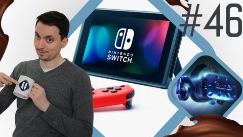 Pause Cafay #46 : Nintendo en tête, Vive Pro et Cyberpunk 2077