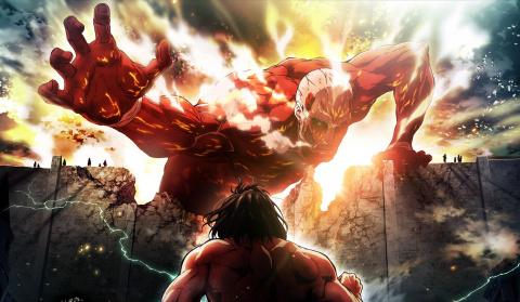 L'Attaque des Titans 2 : Titans en ordre de combat