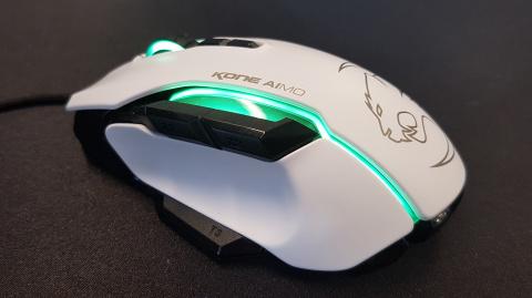 Mise à jour de notre comparatif : Test de la souris Roccat AIMO