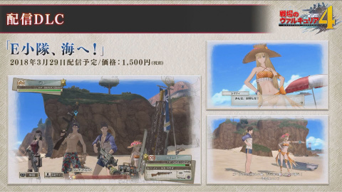 Valkyria Chronicles 4 détaille son season pass