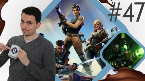 Pause Cafay #47 : Fortnite mobile, Vermintide 2 et Hollow Knight Switch