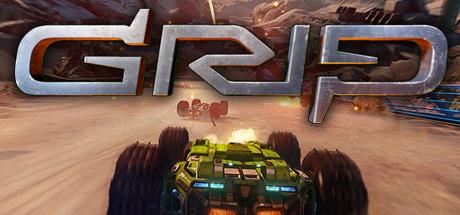 GRIP : Combat Racing sur PC