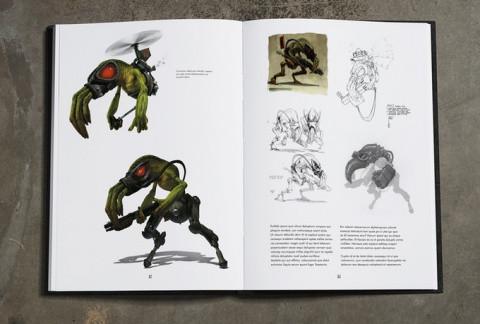 Oddworld : Abe's Origins se dévoile, et c'est un livre