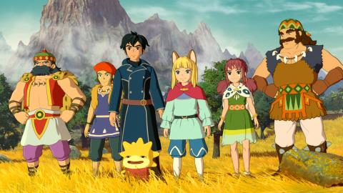 Ni No Kuni II : Revenant Kingdom - Un savant mélange des genres ! sur PS4