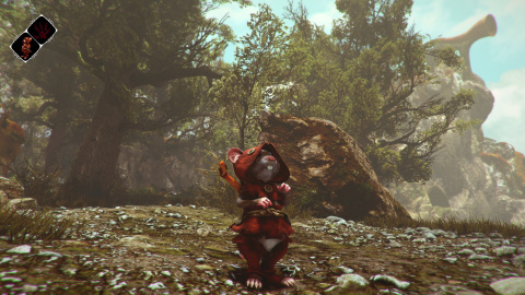 Ghost of a Tale : Le grand conte d'une petite souris attachante