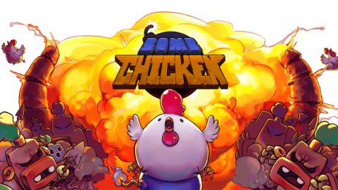 Bomb Chicken sur Switch