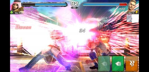 Tekken Mobile : un jeu à oublier
