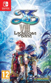 Ys VIII : Lacrimosa of Dana sur Switch
