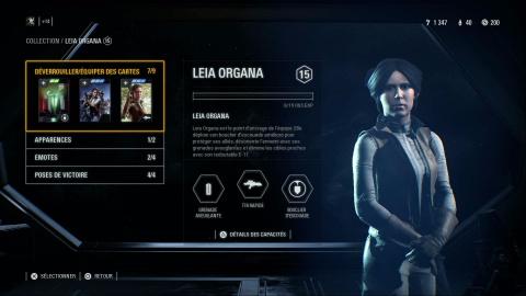 Star Wars Battlefront II : Bespin de retour avec la mise à jour 2.0 et la refonte de la progression