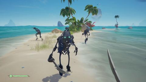 Sea of Thieves : L'aventure pirate qui baigne dans un océan de bonnes intentions