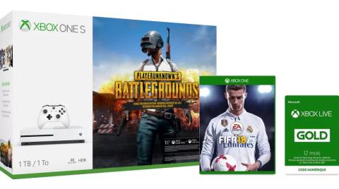 Microsoft Store : Economisez 130€ sur un pack Xbox One S !
