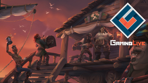 Sea of Thieves : Embarquez en notre compagnie avec nos 3 Gaming Live