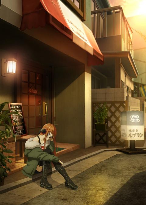 Persona 5 : La série d'animation présente Haru et Futaba