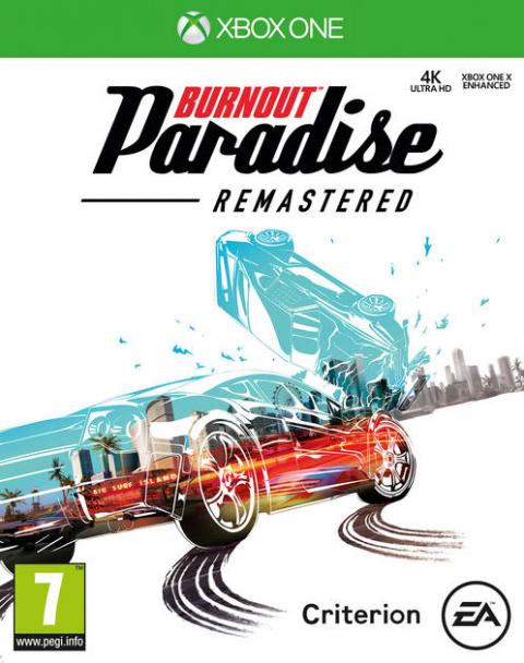 Burnout Paradise Remastered sur ONE