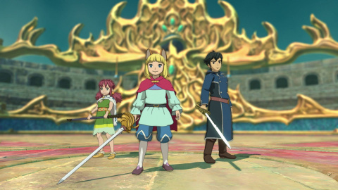 PS Store : Jour de couronnement pour Ni No Kuni II