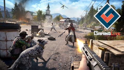Far Cry 5 : Un monde à l'exploration plus naturelle