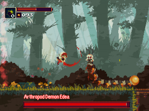 Limited Run Games : Une version physique pour Momodora