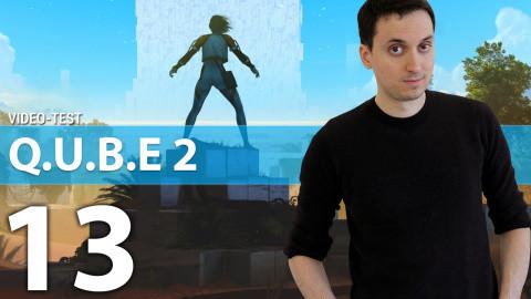 Q.U.B.E 2 : Un jeu d'énigme un peu trop carré