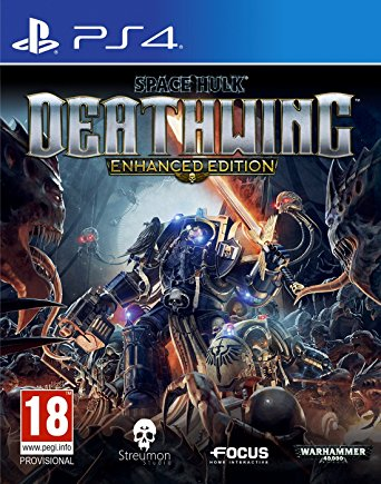 Space Hulk : Deathwing Enhanced Edition sur PS4