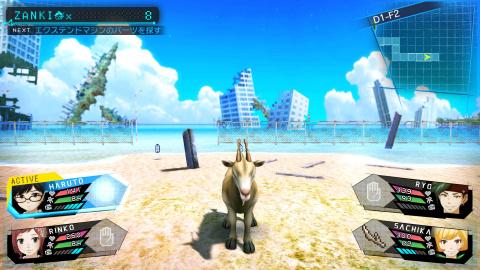 Zanki Zero : Last Beginning aura une démo PS4 la semaine prochaine