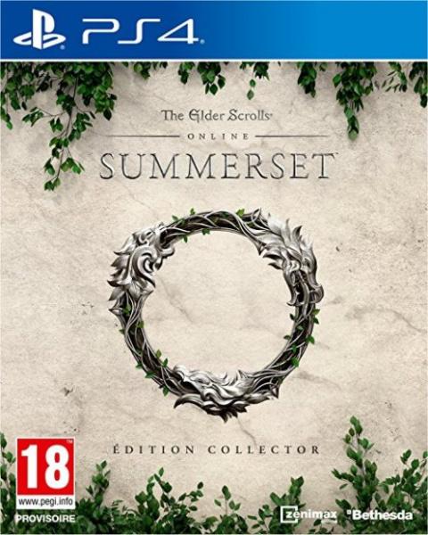 The Elder Scrolls Online : Summerset sur PS4