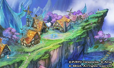 The Alliance Alive : Le J-RPG Old-School toujours vivant sur 3DS
