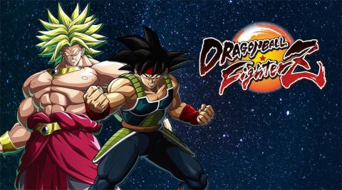 PS League : Broly et Bardock débarquent dans Dragon Ball FighterZ !