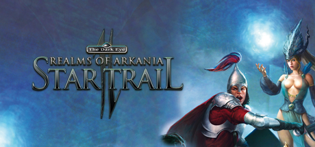 Realms Of Arkania : Startrail sur Linux