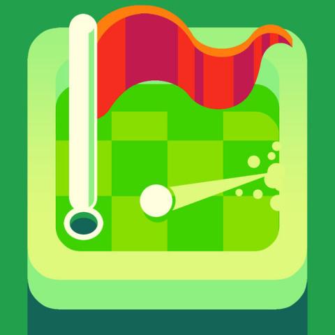 Nano Golf : Puzzle Putting sur iOS