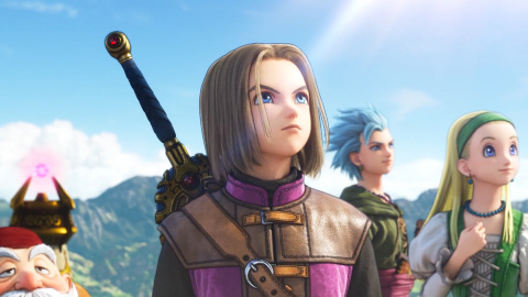 Dragon Quest XI : du gameplay et les nouveautés de la version occidentale