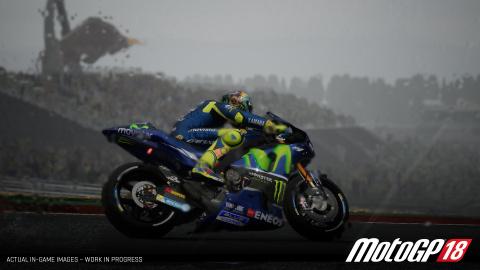 MotoGP 18 se précise sur PC, PS4, Xbox One et Nintendo Switch