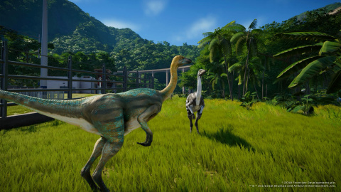 Jurassic World Evolution : La mise à jour estivale se précise