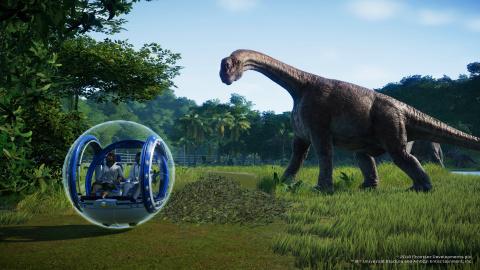 Jurassic World : Evolution - Découvrez notre aperçu et le nouveau trailer