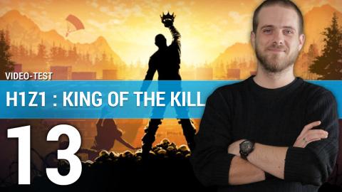 H1Z1 : King of the Kill, notre avis en 2 minutes