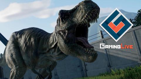 Jurassic World Evolution : tour d'horizon d'un parc en devenir