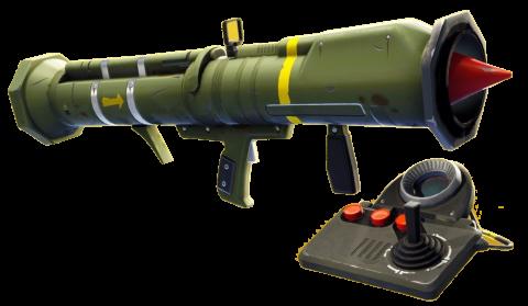 Fortnite Battle Royale, guide missile téléguidé (qu'on peut chevaucher !) et modifications pour les fusils à pompe