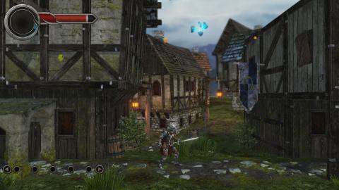 Castle of Heart : Le platformer-action des cœurs brisés