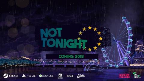 Not Tonight sur PS4